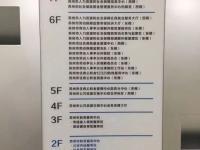 苏州市便民服务中心楼层指引