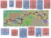 苏州有轨电车2号线站点接驳公交及周边信