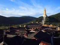 2018苏州大如意圣境观新景踏秋光活动(