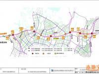 龙大高速市政化改造详细规划出炉 设11个