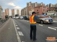 即日起虎门大桥最高时速限100公里 车主