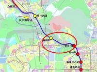 深圳地铁6号线二期首个区间双线贯通 明