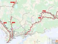 深圳地铁四期线路站名初步拟定 涉及5条