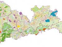 深圳市交通综合整治片区划分一览表(重