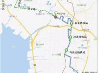 深圳到东莞跨市公交M184线开通 线路图