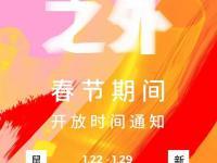 2020深圳雅昌艺术馆春节开放吗