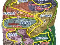 2020深圳欢乐谷万圣节活动导览图