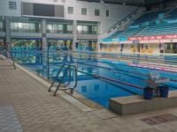2020深圳宝安体育中心室内游泳馆入场注