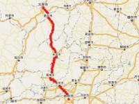 郑太高铁线路图