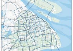 2040上海交通主干路网线路规划规划图发布