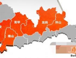 深圳各区微巴线路盘点(已开通+规划)
