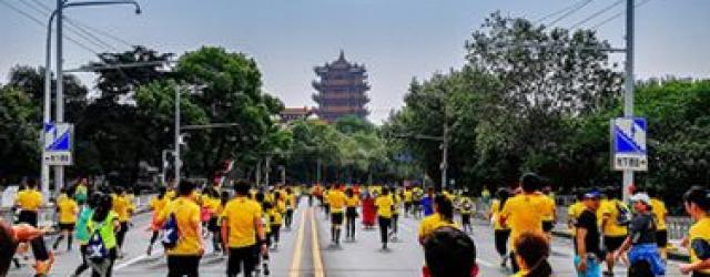2019武汉光谷半程马拉松全攻略(报名时间+价格+比赛时间+路线图)