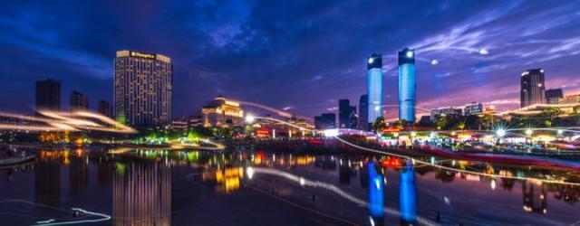 南昌秋水广场音乐喷泉开放时间