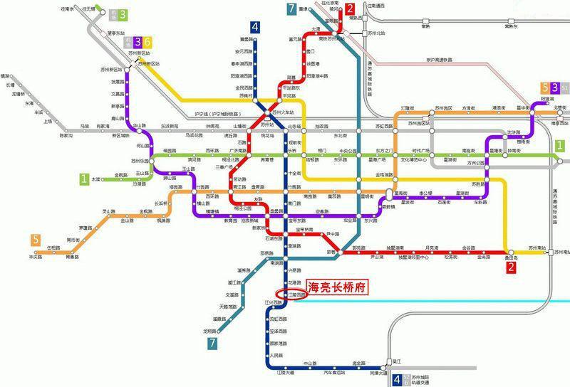 苏州地铁6号线什么时候开建