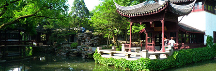 苏州拙政园十一国庆旅游攻略