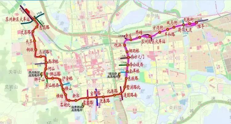 苏州地铁3号线全线洞通 2019年12月底将开通试运营