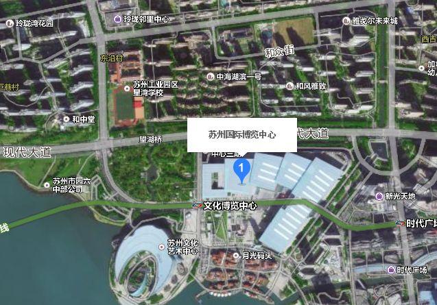 2018年江苏书展举办地点(附交通指南)