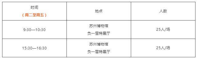 2018苏州博物馆吴门画派之青少年教育互动展(时间 预约 看点)
