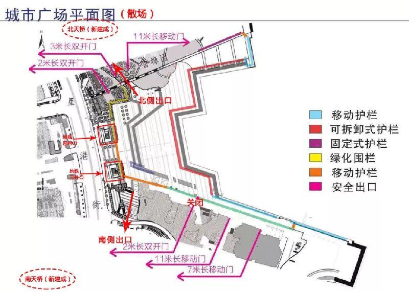 金鸡湖音乐喷泉开放期间交通管制规定(附进出路线)