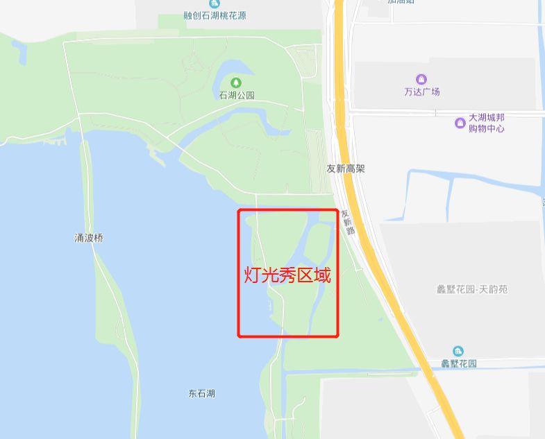 2018苏州石湖灯海魔幻艺术节(时间 门票 看点)