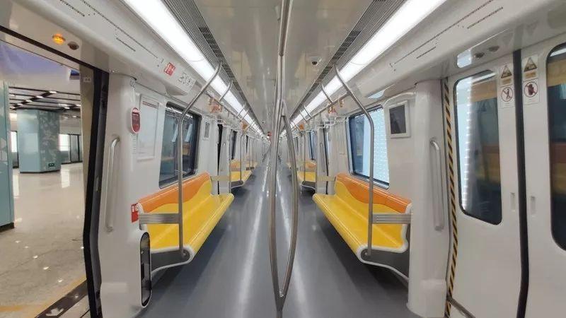 苏州地铁3号线试运行 看有没有经过你家