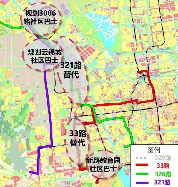 苏州轨交地铁3号线+公交最新方案