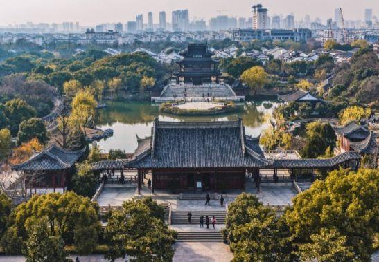2021蘇州盤門景區免費開放(時間+條件)