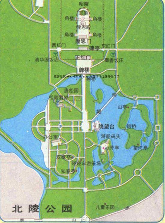 沈阳北陵公园旅游攻略(门票+交通+路线)