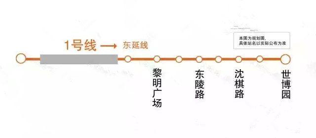 沈阳地铁一号线_