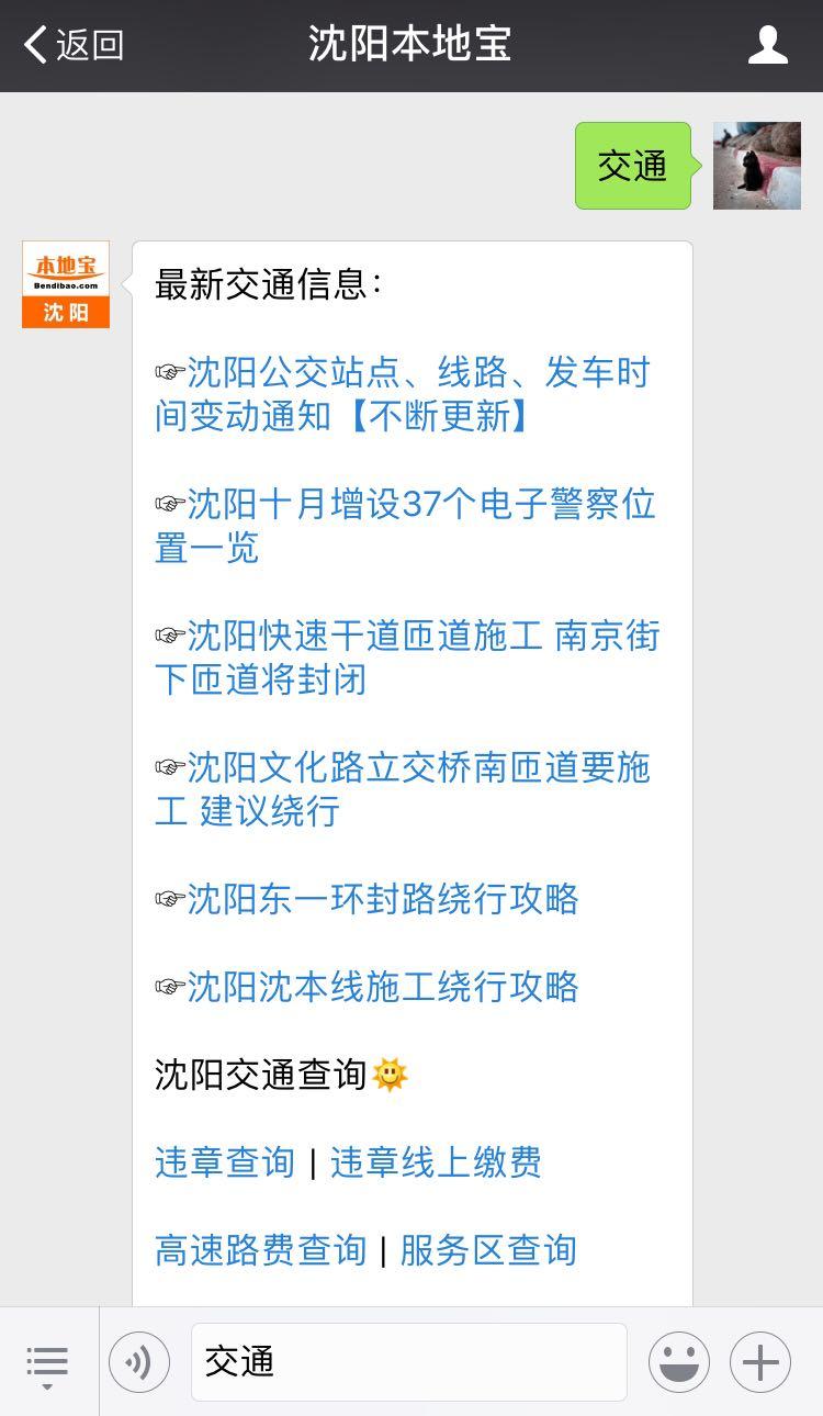 """本月底沈阳黄河、北陵高架桥将变为""""潮汐车道"""""""
