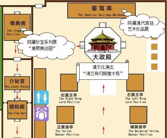 2018沈阳故宫博物院国庆活动一览