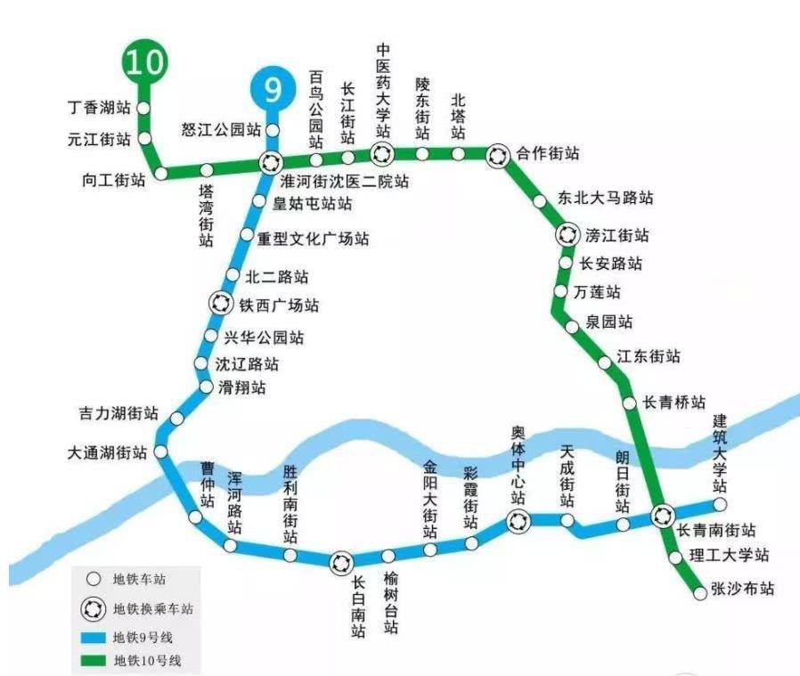 沈阳地铁10号线试运行期间载客吗?