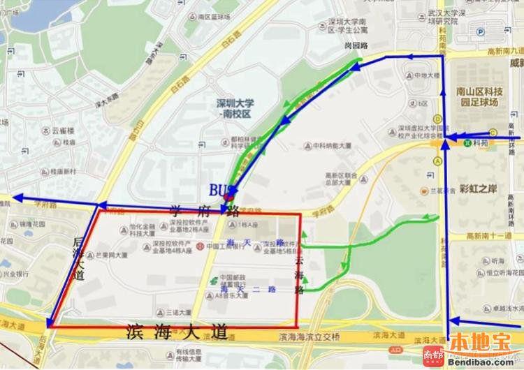 深圳2016双创周交通管制 园区将实行全封闭管理