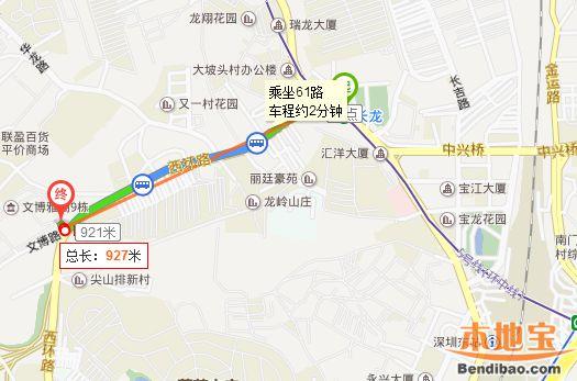 深圳文博宫怎么去(位置+公交+地铁+自驾)