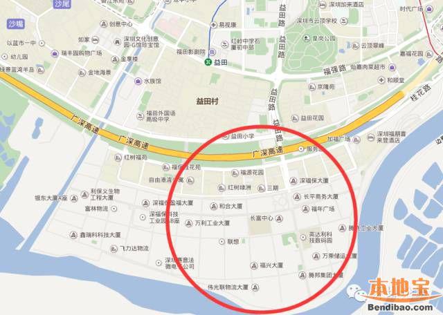 深圳教练车限行道路一览(禁入+限制驶入)