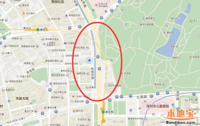 深圳各區潮汐車道設置情況一覽(路段+時間+通行規則)