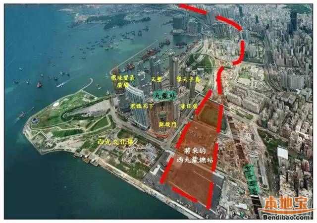 广深港高铁香港段正式贯通 预计2018年开通