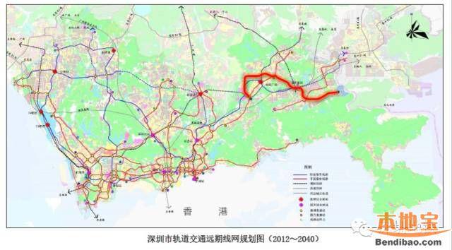 深圳地铁16号线最新消息(走向、站点、开工开通时间)