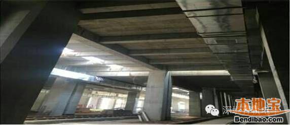 深圳龙华有轨电车工程最新进展 轨道铺设完成近80%