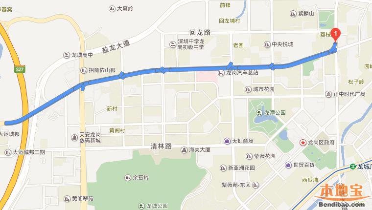 深莞龙平西路和凤平南路改造即将完成 月底可投入使用