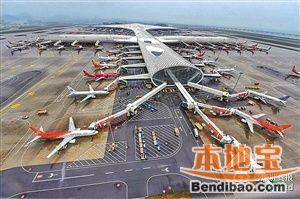 深圳国际航班年内新增5条航线 通航城市达20个