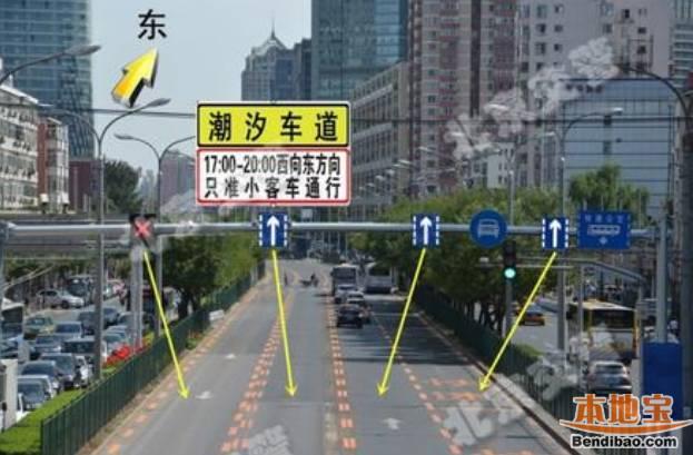 深圳科技南十二路限行潮汐车道 限行时间:8时至10时
