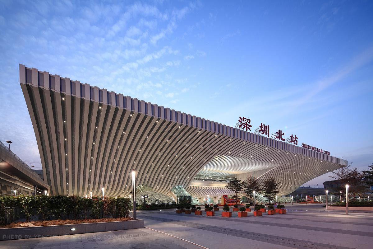 深圳北站开行动车组225.5对 首开至赣州武夷山高铁