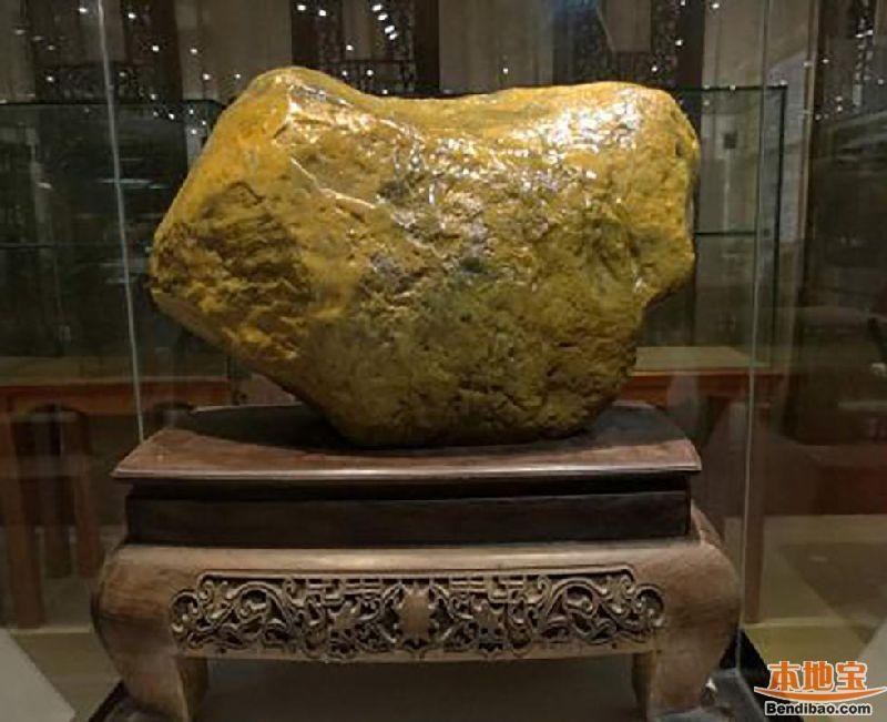 深圳文博会正式开幕 展出价值13亿元石头(图)