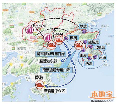 深圳计划2020年国际航线增至48条  研究建设东部新机场