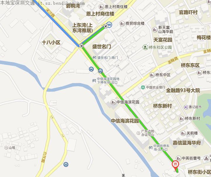 深圳中英街怎么去(公交+自驾)