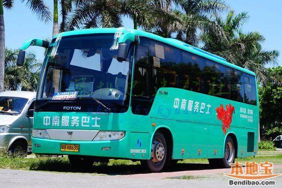 深圳公交线路调整情况汇总(最新调整:海上田园旅游专线2)