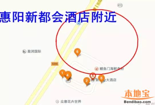 深圳地铁14号线惠州段站点具体位置在哪