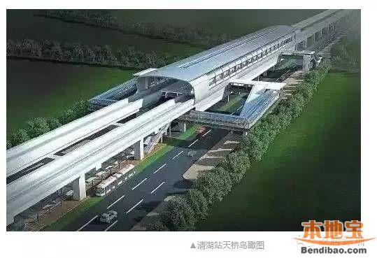 龙华轨道交通建设情况如何(地铁+有轨电车)