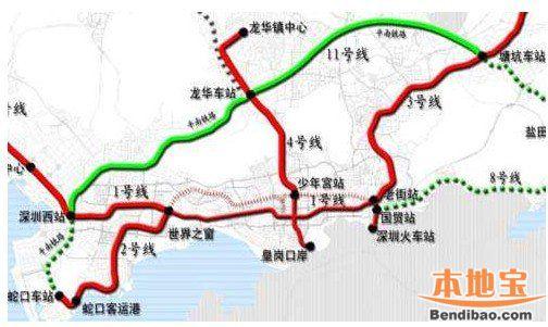 深圳平南铁路将升级改造 西丽站以南段拆除